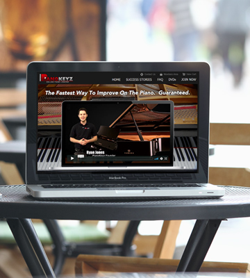 Review of Piano Keyz Online Piano Lessons