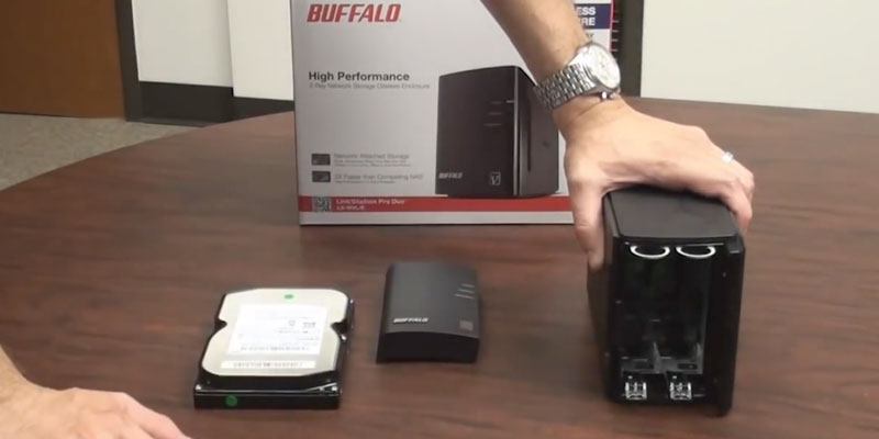 Detailed review of Buffalo LinkStation 220 8TB NAS for Home/Office