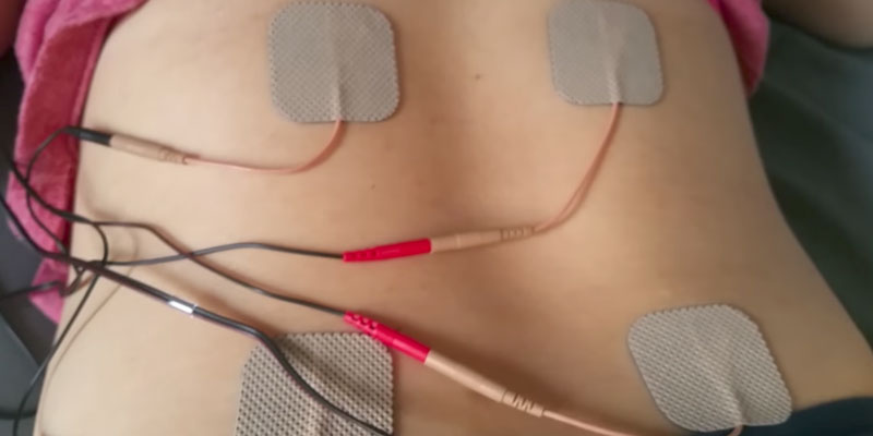 United Surgical Electro Muscle Stimulation for Pain Management and Rehabilitation in the use