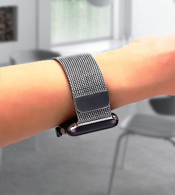 Review of Penom Stainless Steel and Fully Magnetic Apple Watch Band