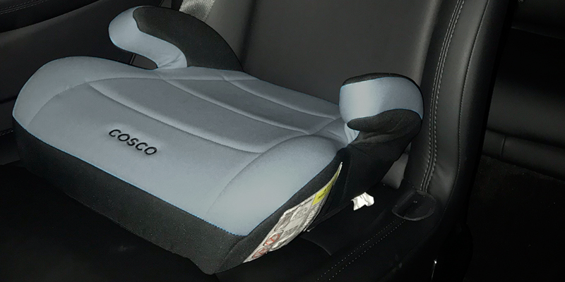 Review of Cosco Topside Backless Booster Car Seat