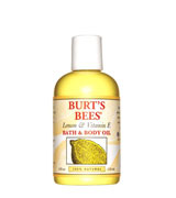 Burt's Bees Body and Bath Oil Natural Lemon and Vitamin E