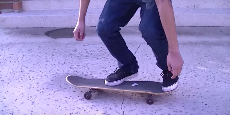 Detailed review of KPC Pro Skateboard Complete