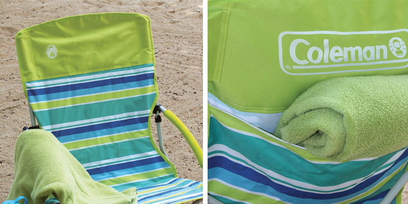 Review of Coleman 2000019265 Utopia Breeze Beach Sling Chair
