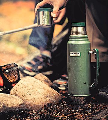 Review of Stanley 35 oz Classic Vacuum Thermos Bottle