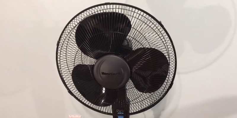 "Review of Honeywell HS-1655 QuietSet 16"" Stand Fan"