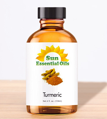Review of Sun Organic Turmeric Essential Oil