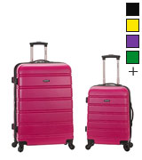Rockland F225 Hardside Luggage Set