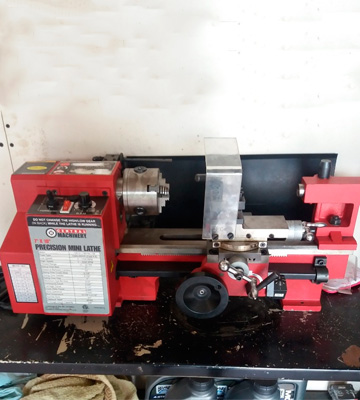 Review of Central Machinery Precision Mini Lathe 7x10 inch
