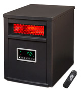 Lifesmart LS-6BPIQH-X-IN Infrared Heater with Remote
