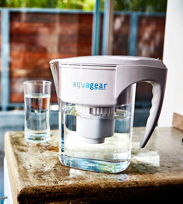 Review of Aquagear Water Filter Pitcher