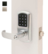 Prodigy SmartLock Cylindrical Lock Commercial Grade 4000 with Keyless Entry RFID
