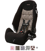 Cosco BC038AZR Highback 2-in-1 Booster Car Seat