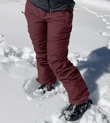 Review of Columbia Bugaboo Waterproof Ski Pants