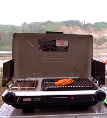 Review of Coleman Camp Propane Grill/Stove