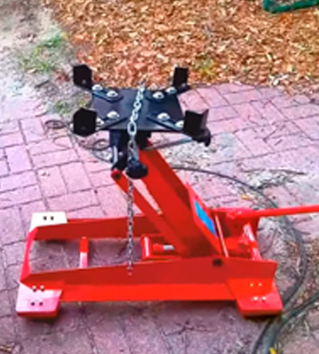 Review of Goplus Low Profile 1000 LB Transmission Hydraulic Jack Low Lift for Auto Shop Repair