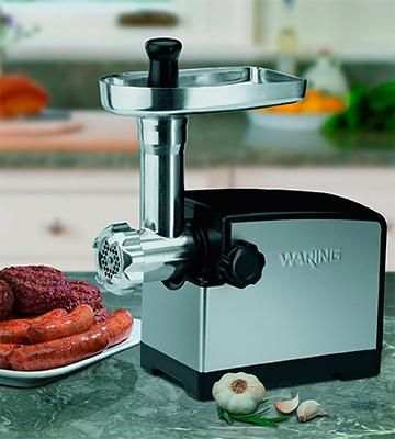 Review of Waring Pro MG105 Professional Meat Grinder
