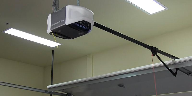 Detailed review of Chamberlain Belt Whisper Drive Garage Door Opener