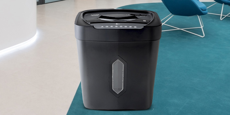 Review of Aurora AU1220XA 12 Sheet Crosscut Shredder