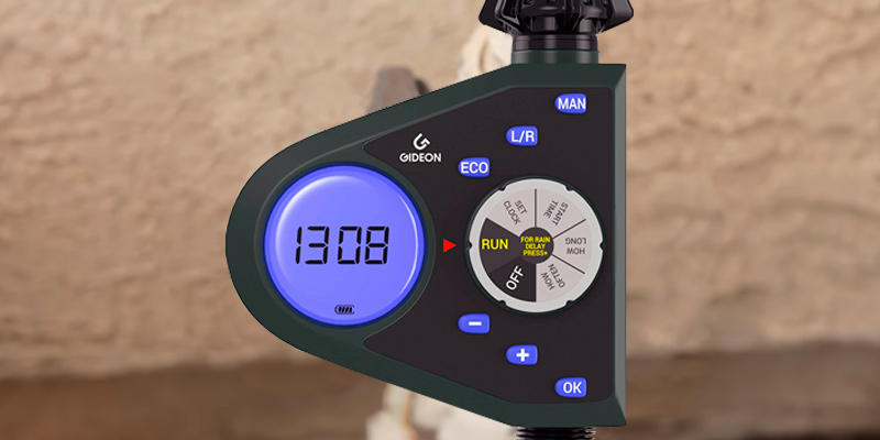 Review of Gideon Single-Valve Hose Water Timer