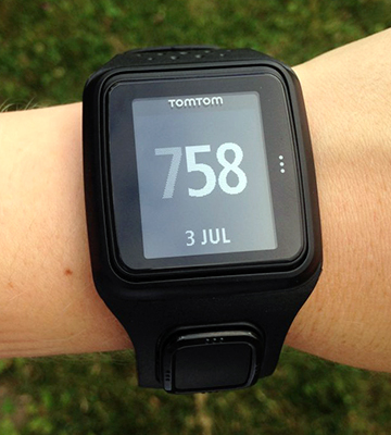 Review of TomTom Runner GPS Watch