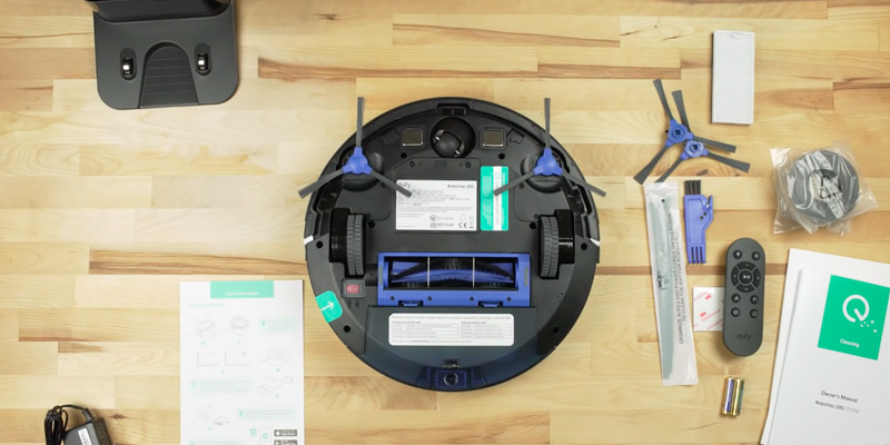 Eufy AK-T2116111 BoostIQ RoboVac 30, Upgraded Robotic Vacuum Cleaner in the use