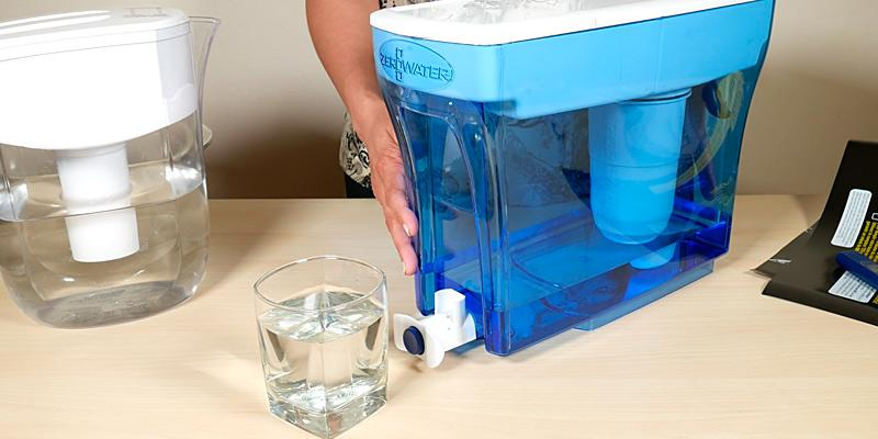 Detailed review of ZeroWater Dispenser, ZD-018