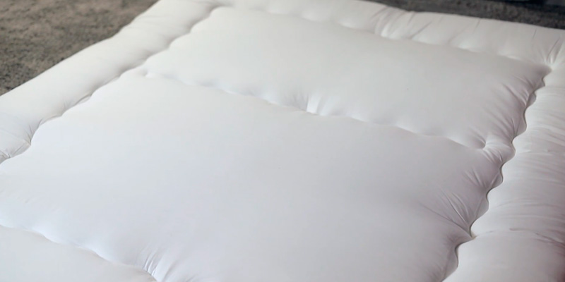 Review of Luxton Home Twin-long Japanese Shiki Futon Foldable Mattress