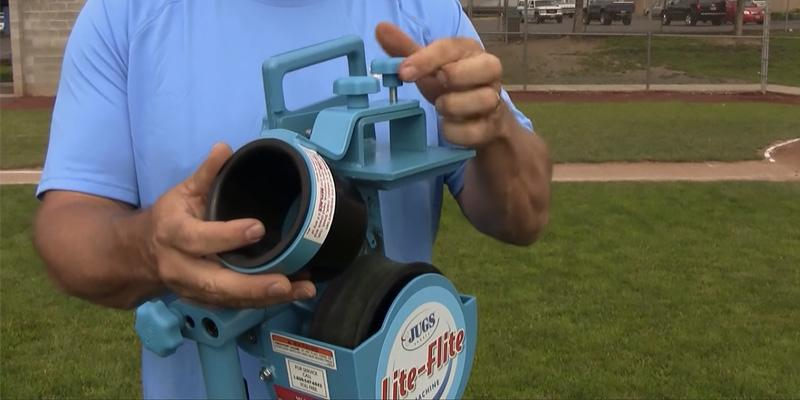 Review of Jugs Lite-Flite Machine for Baseball and Softball