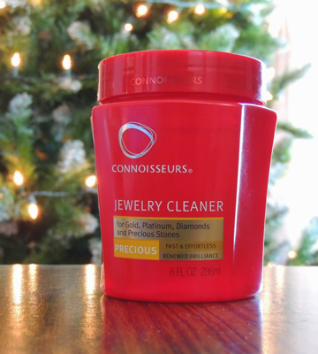 Review of Connoisseurs Precious Jewelry Cleaner