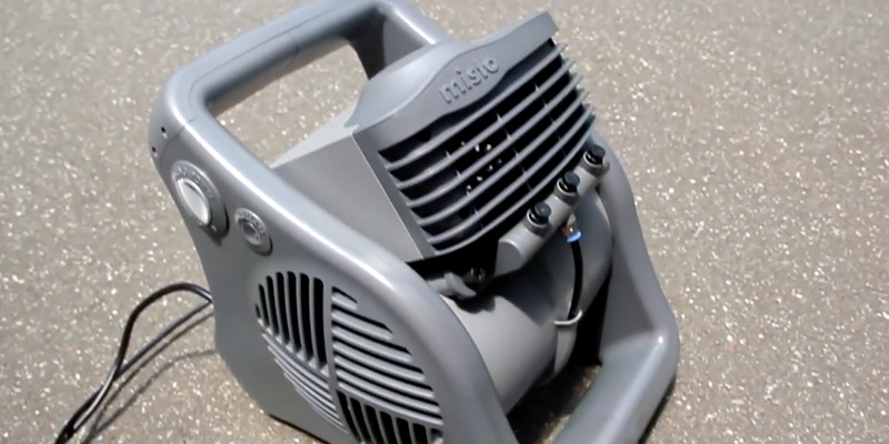 Review of Lasko 7050 Misto Outdoor Misting Fan