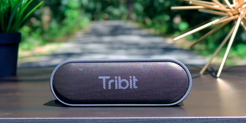 Review of Tribit BTS20 XSound Go Bluetooth Speakers