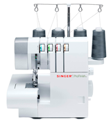 SINGER 14CG754 ProFinish Overlock Machine