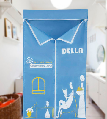 Review of Della Portable Drying Rack
