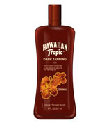 Hawaiian Tropic SPF 0 Dark Tanning Oil
