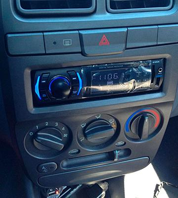 Review of BOSS AUDIO 612UA Single-DIN Car Stereo Receiver