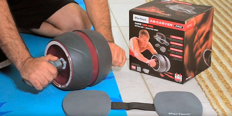 Detailed review of Perfect Fitness Perfect Ab Carver Pro Roller for Core Workouts