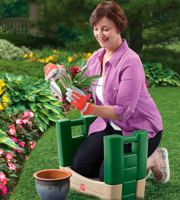 Review of Step2 534900 Garden Kneeler