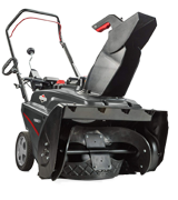 Briggs and Stratton 1022ER Single Stage Snowthrower Snow Thrower