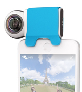 Giroptic iO HD 360 360 degree camera for iPhone/iPad
