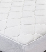 ExceptionalSheets SYNCHKG040131 Bamboo Mattress Pad, Extra Plush Cooling Topper