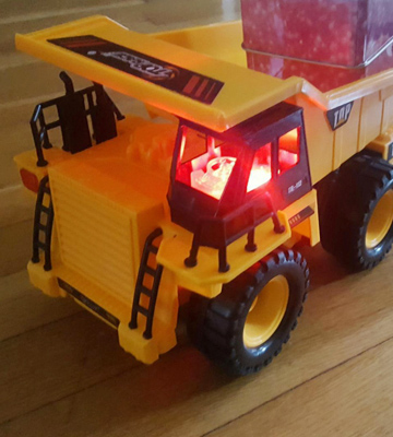Review of Top Race Remote Control Dump Truck