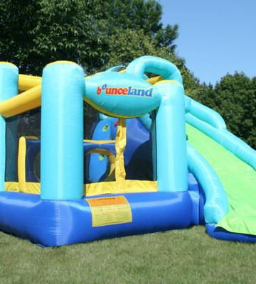 Review of Bounceland Ultimate Combo Bounce House