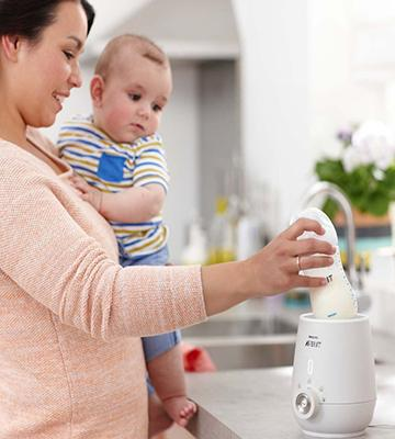 Review of Philips AVENT Bottle Warmer