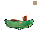 K&H Pet Products Kitty Sill Window Bed EZ Mount (27 x 11 x 6)