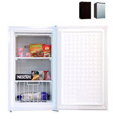 Midea 3.0 Cu.Ft. Upright Freezer, WHS-109F