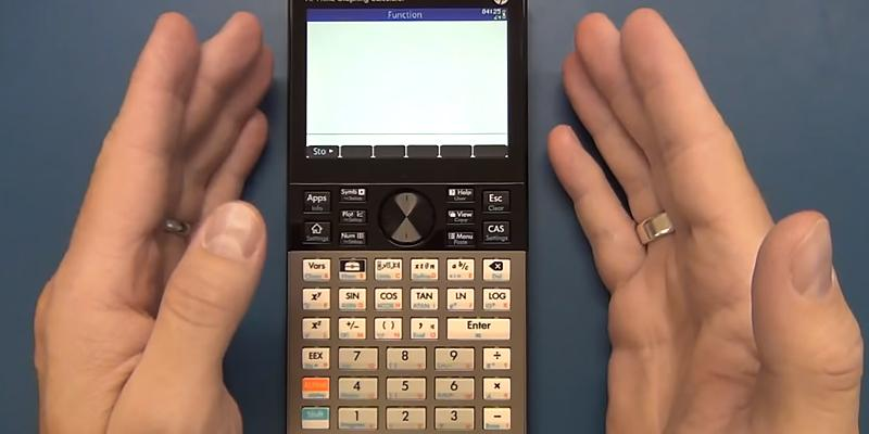 Review of HP Prime Graphing Calculator
