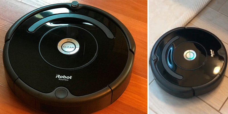 Review of iRobot Roomba 614 Robot Vacuum