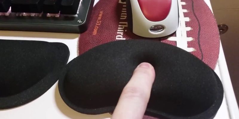 Review of Gimars Memory Foam Keyboard Wrist Rest
