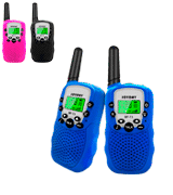 Joyday BF-T3 Walkie Talkies with High Definition Sound